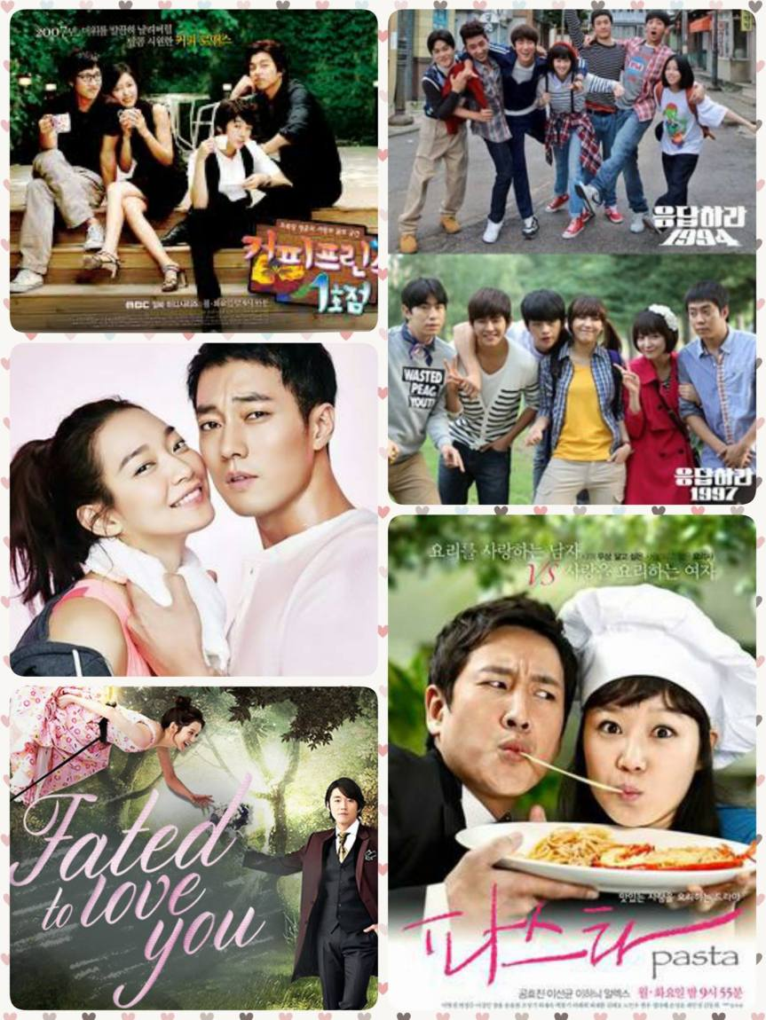 K-Dramas: The Witches' Top 5 Favorites