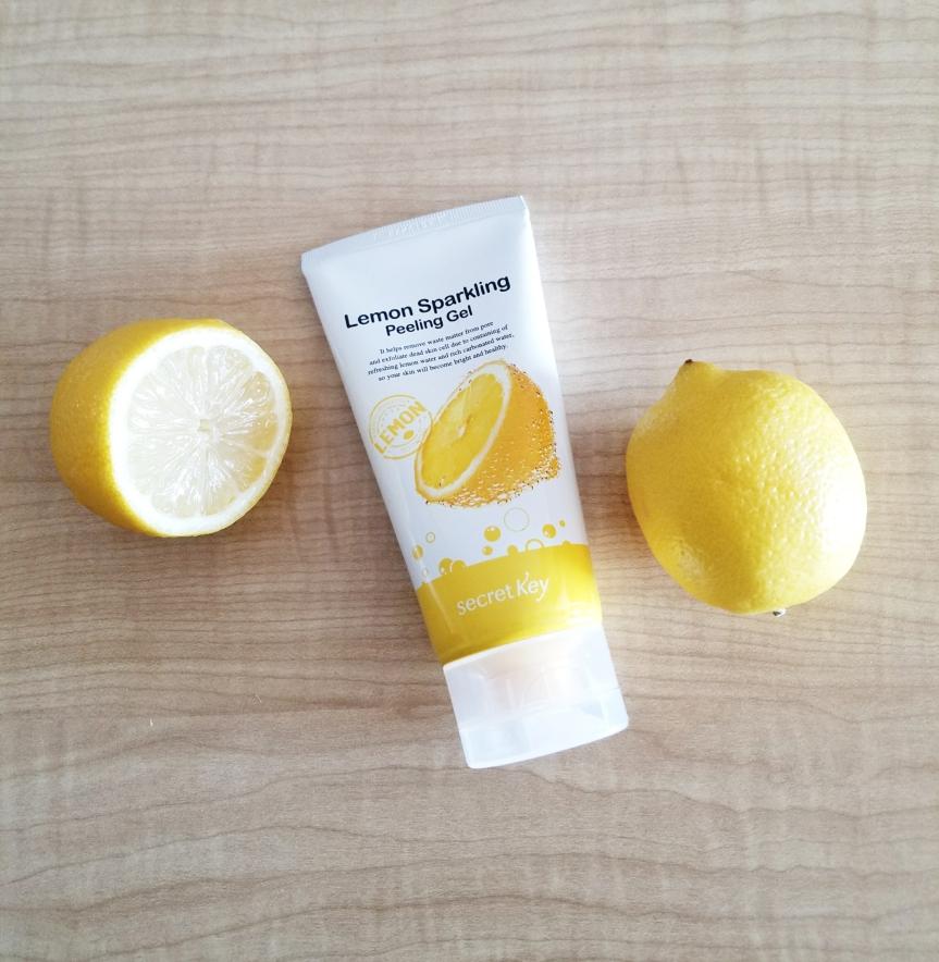 Review: Secret Key Lemon Sparkling PeelingGel