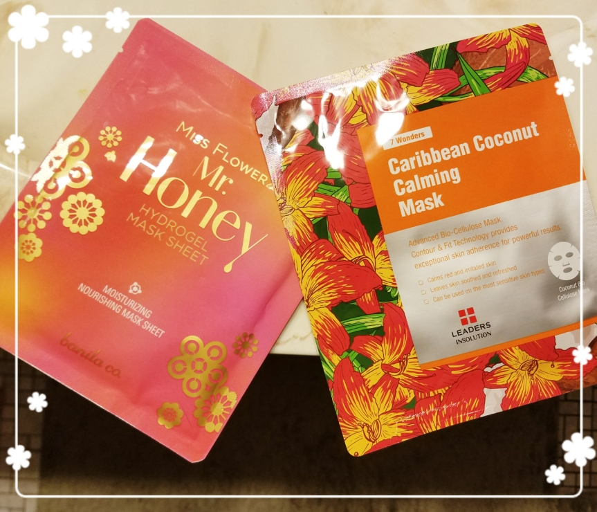 Petaluma and Co. Sheet Mask Review: Part 3 (Final)