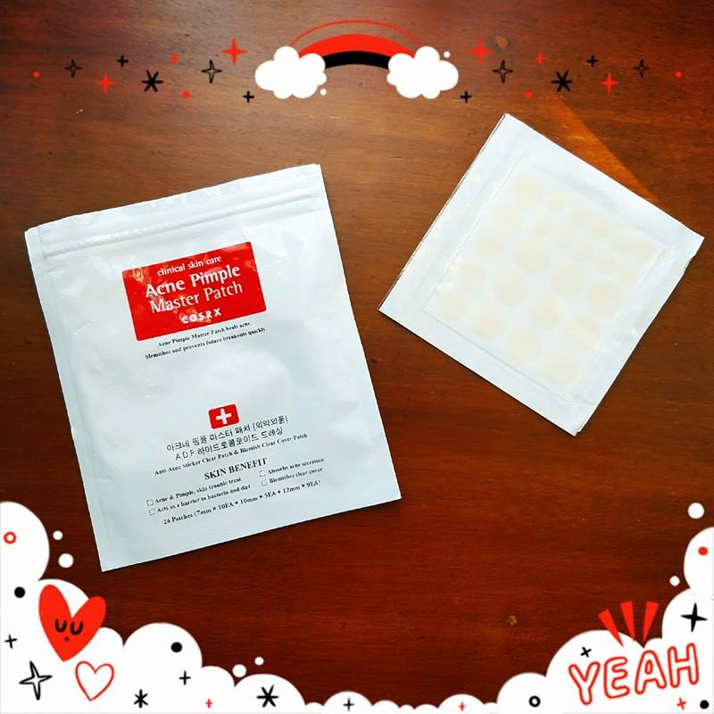 Review: Cosrx Acne Pimple Master Patch