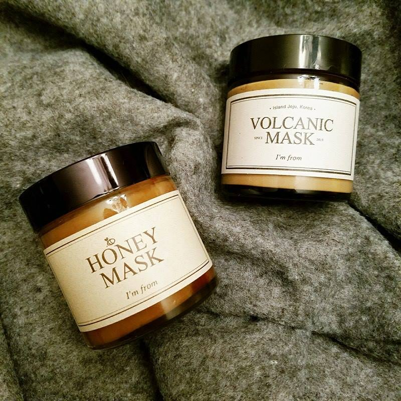 Review: I'm From Honey and Volcanic Masks