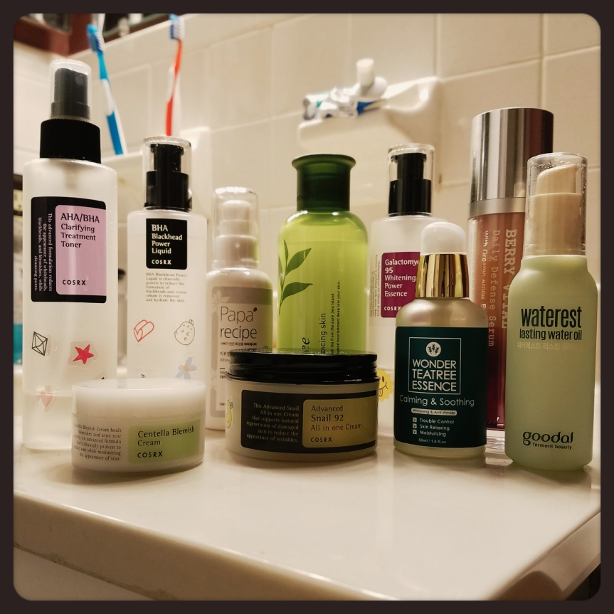 Sara's Skincare Update: 11 months of Skincare