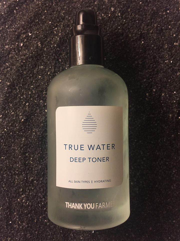 Review: Thank You Farmer True Water Deep Toner