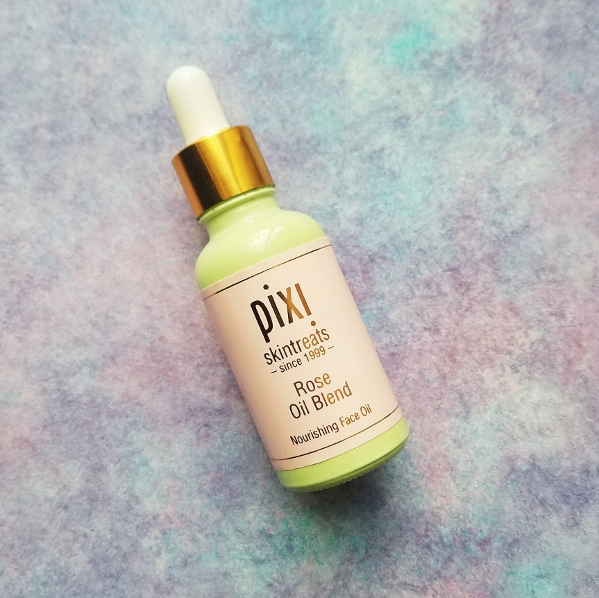 Review: Pixi Rose Oil Blend